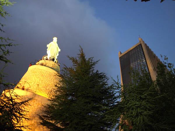 HARISSA. LIBAN (Lebanon)